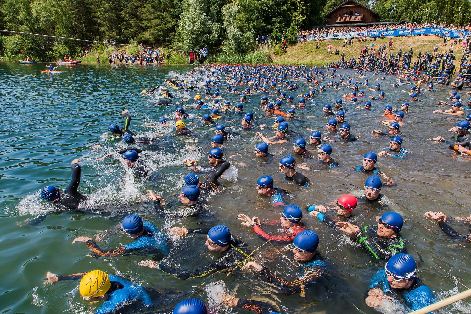CZECHMAN Triathlon 2019 starts in 300 days